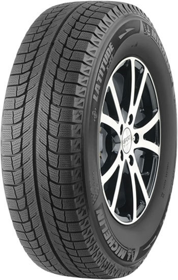 Шины Michelin Latitude X-Ice 2 275/65R17 115T