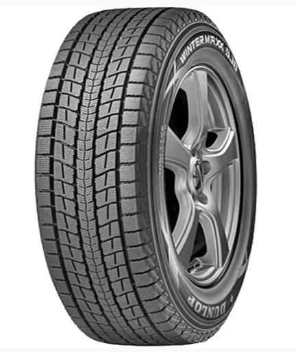 Шины Dunlop Winter Maxx SJ8 235/55R17 99R