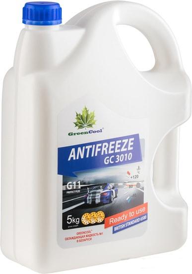 Антифриз GreenCool GC3010 5 кг