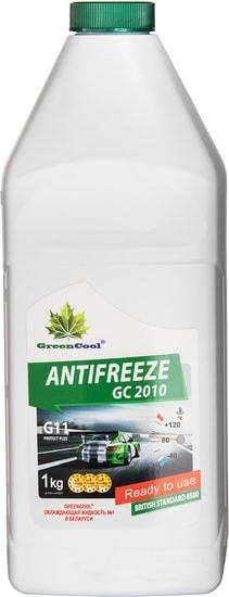 Антифриз GreenCool GC2010 1 кг