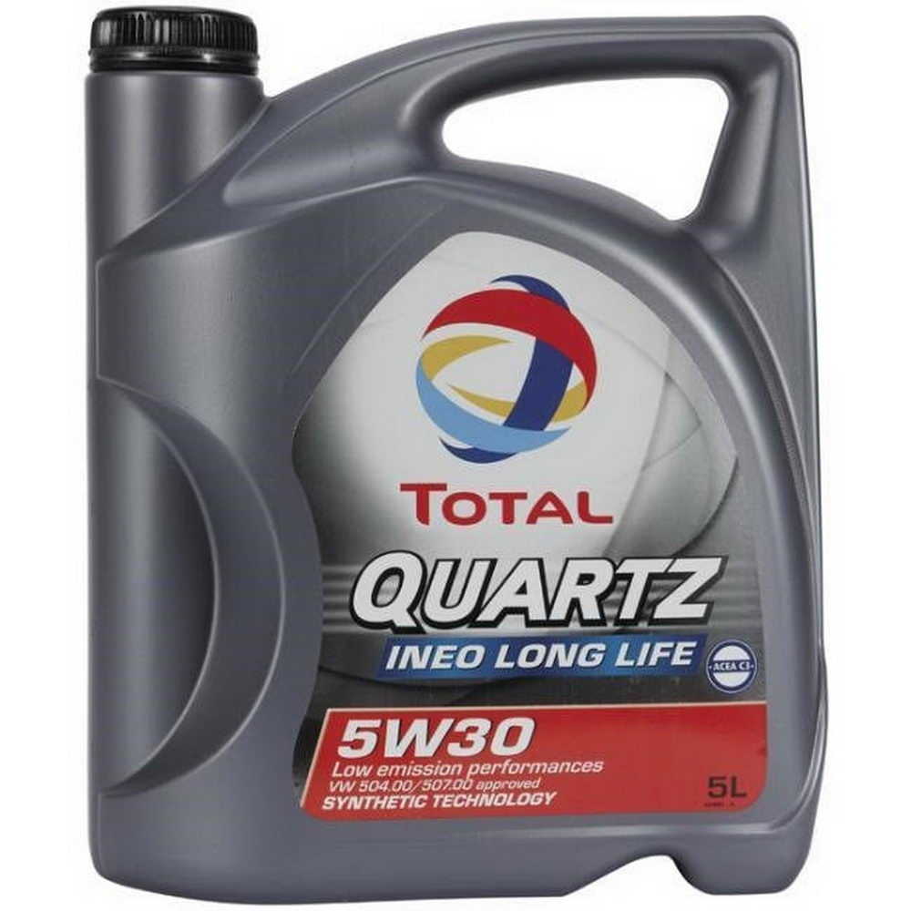 Моторное масло Total Quartz Ineo LONG LIFE 5W-30 5л