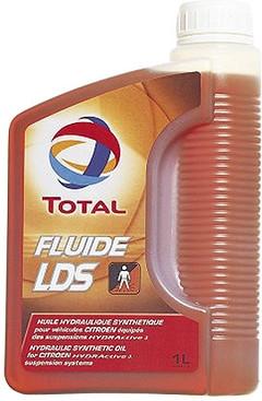 Трансмиссионное масло Total FLUIDE LDS 1 л