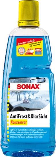 Омыватель стекла зимний Sonax 332300 1л