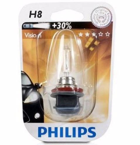 Лампа галогенная Philips H8 Standard 1шт