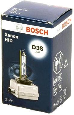 Лампа ксеноновая Bosch D3S Standard 1шт