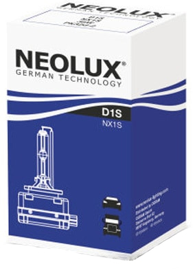 Лампа ксеноновая Neolux D1S NX1S 1шт