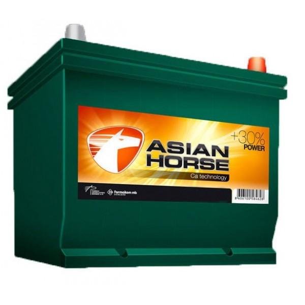 Аккумулятор Asian Horse 70JL (70 А/ч)