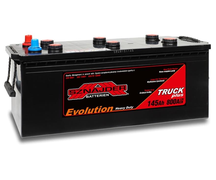 Аккумулятор Sznajder Truck Freeway HD Evolution 135