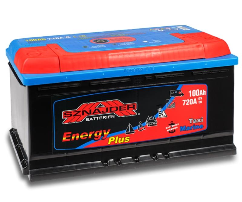 Аккумулятор Sznajder Energy (100 R)