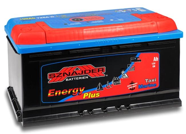 Аккумулятор Sznajder Energy (110 R)