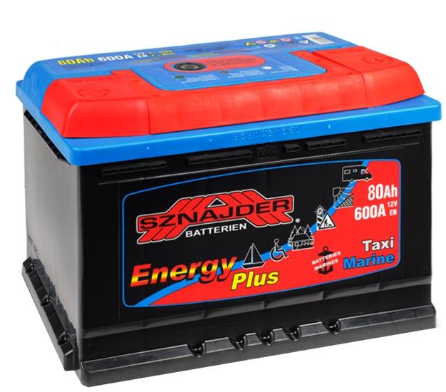 Аккумулятор Sznajder Energy Plus R 80 (80 А/ч)
