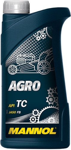 Моторное масло Mannol Agro API TC 1л