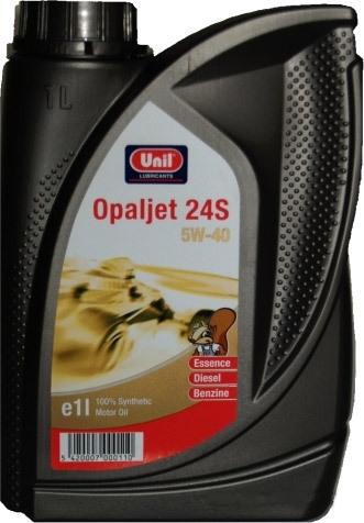 Моторное масло Unil Opaljet 24 S 5W-40 1л
