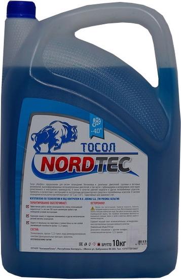 NordTec ТОСОЛ -40 10кг