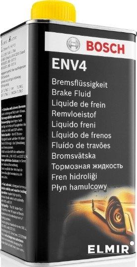 Жидкость тормозная BOSCH ENV4 1л