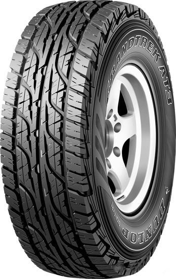 Шины Dunlop Grandtrek AT3 255/55R18 109H