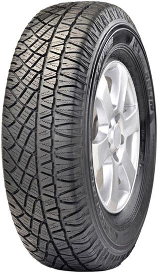 Шины Michelin Latitude Cross 265/65R17 112H
