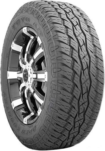 Шины Toyo Open Country A/T Plus 265/70R17 115T