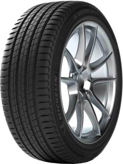 Шины Michelin Latitude Sport 3 235/55R19 101V