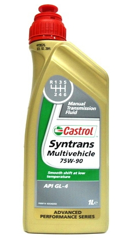 Трансмиссионное масло Castrol Syntrans Multivehicle 75W-90 1л