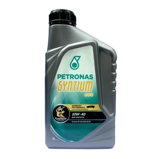 Моторное масло Petronas Syntium 800 10W-40 1л