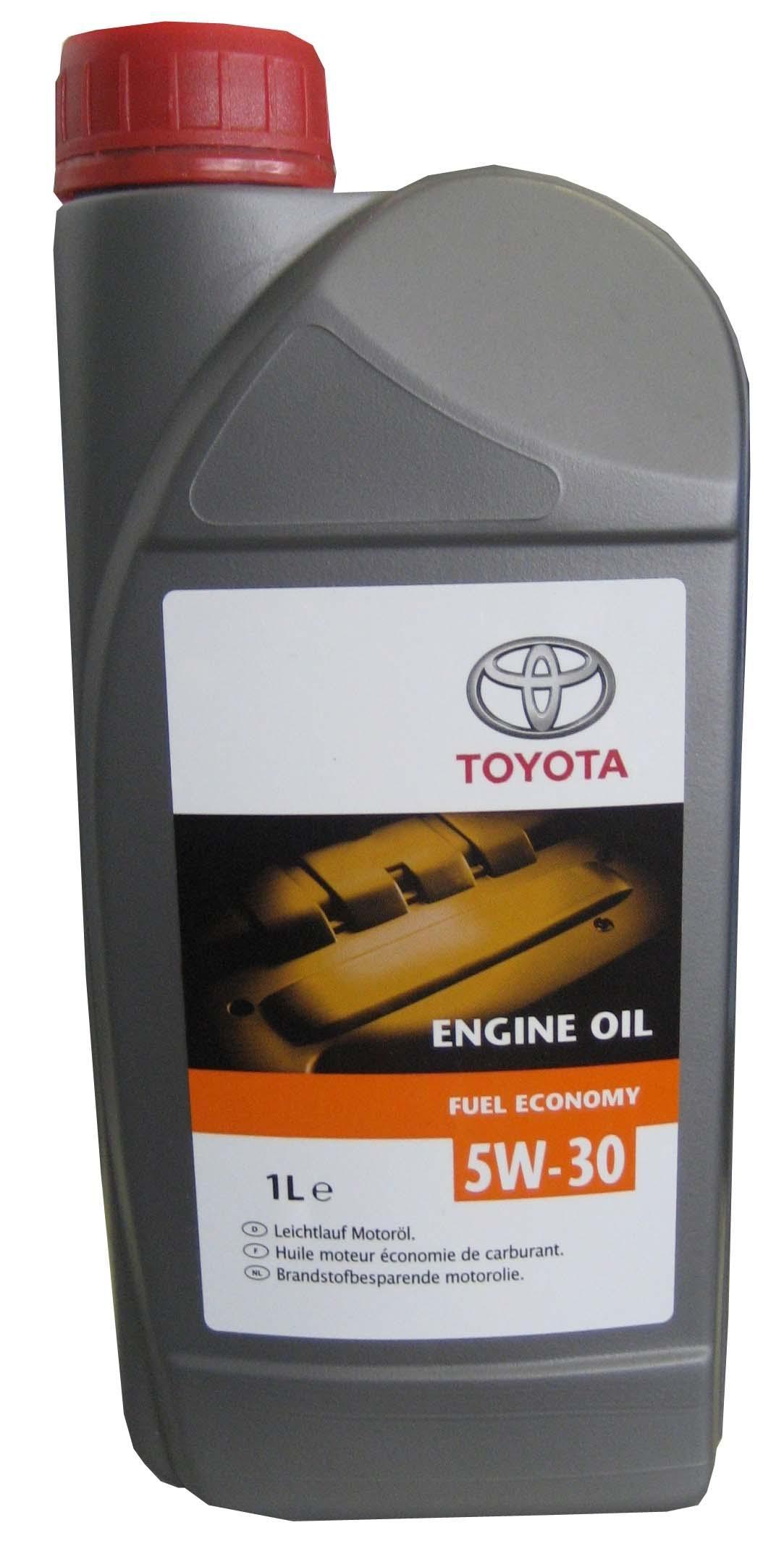 Моторное масло Toyota 5W-30 (08880-80846) 1л