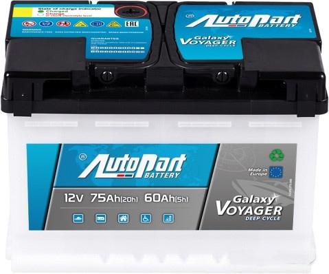 Аккумулятор AutoPart ARL575-800 (75 А·ч)