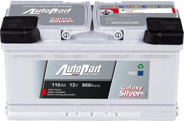 Аккумулятор AutoPart GL1100 610-530 (110 А·ч)