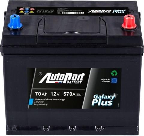 Аккумулятор AutoPart AP700 570-300 (70 А·ч)