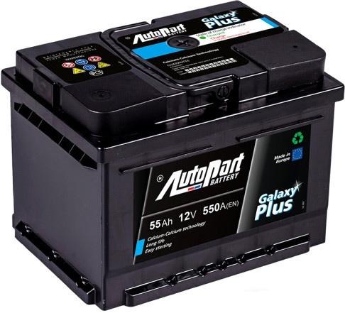 Аккумулятор AutoPart AP552 555-200 (55 А·ч)