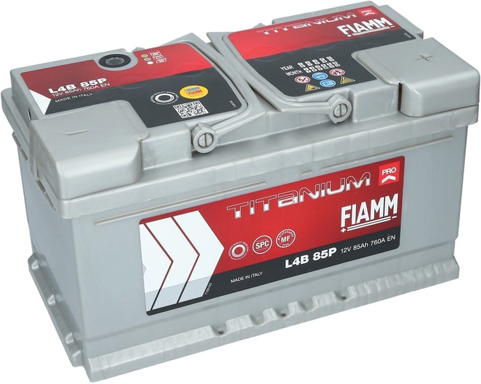 Аккумулятор FIAMM Titanium Pro (85 А·ч)