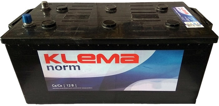 Аккумулятор Klema Norm 6CТ-140А3(0) (140 А·ч)