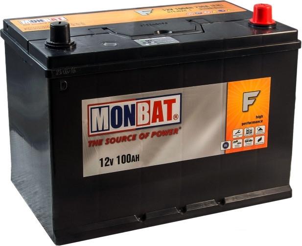 Аккумулятор Monbat F JIS (100 А·ч) R