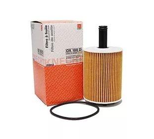 OX188D фильтр масляный Knecht/Mahle