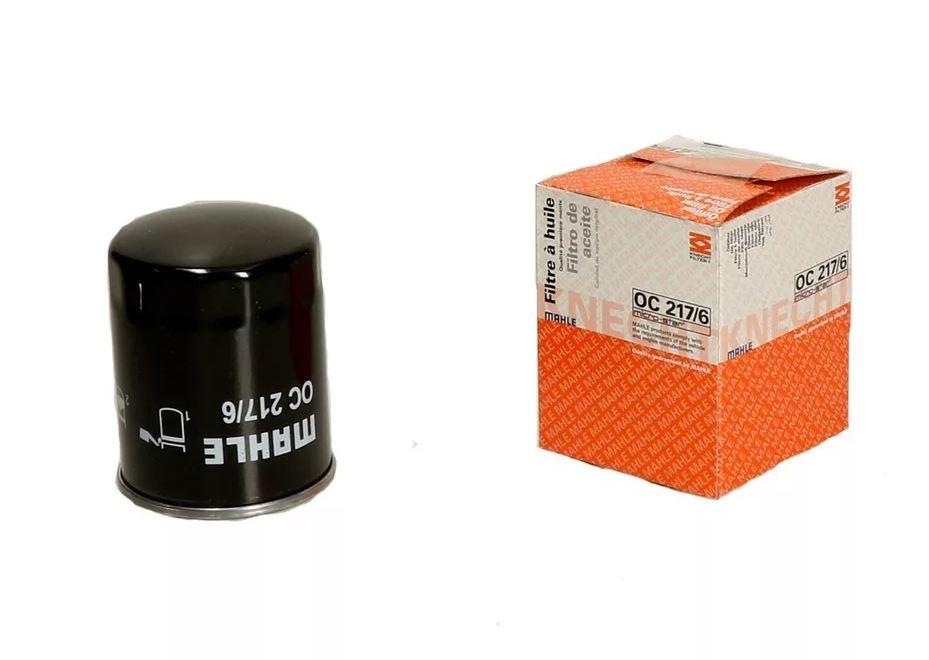 OC217/6A фильтр масляный Knecht/Mahle