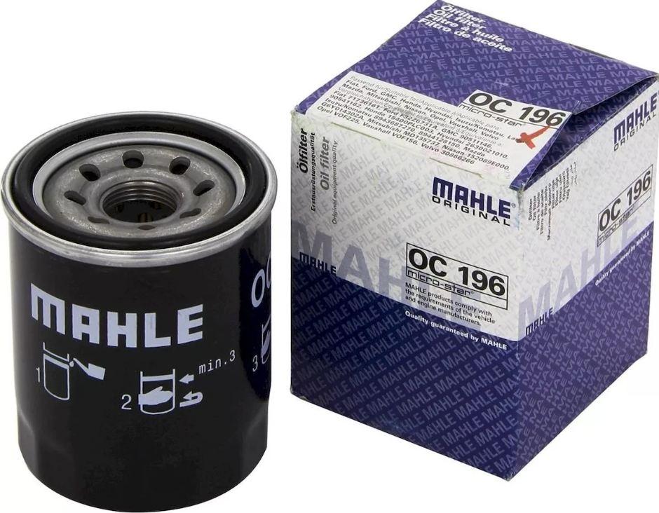 OC196 фильтр масляный Knecht/Mahle