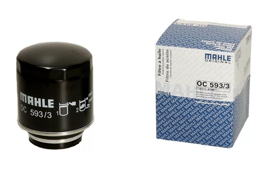 OC593/3 фильтр масляный Knecht/Mahle