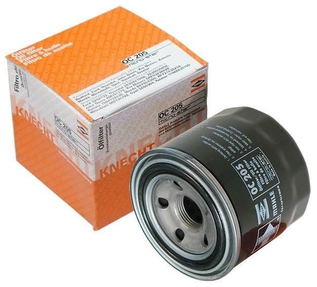 OC205A фильтр масляный Knecht/Mahle