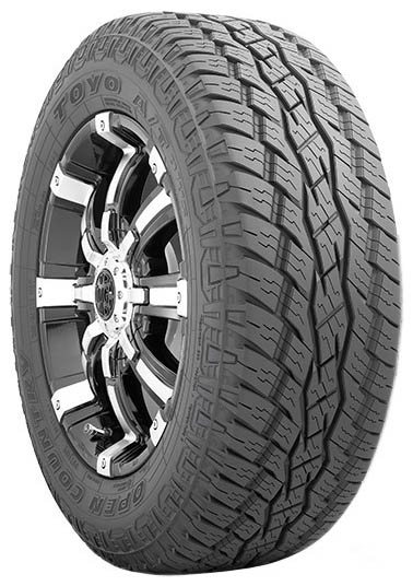 Шины Toyo Open Country A/T Plus 245/75R16 120/116S