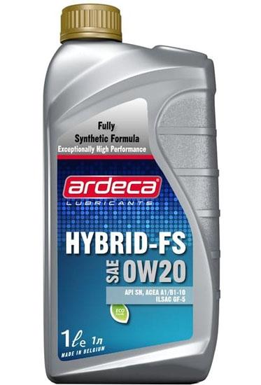 Моторное масло Ardeca HYBRID-FS 0W-20 1л