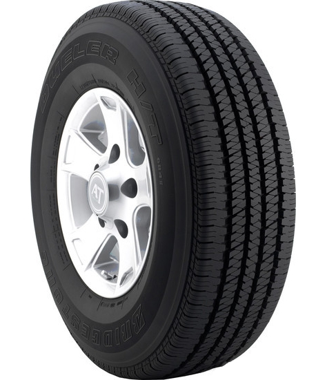 Шины Bridgestone Dueler H/T 684II 245/70R17 110S