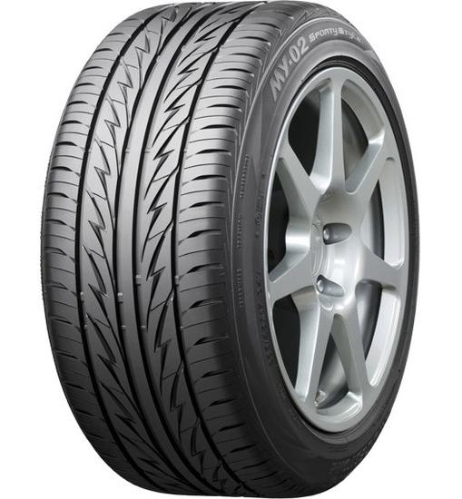 Шины Bridgestone MY-02 Sporty Style 205/45R17 84V
