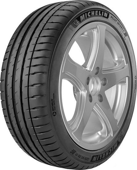 Шины Michelin Pilot Sport 4 215/45R18 93Y