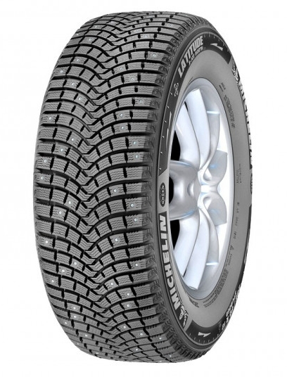 Шины Michelin Latitude X-Ice North 2+ 265/65R17 116T