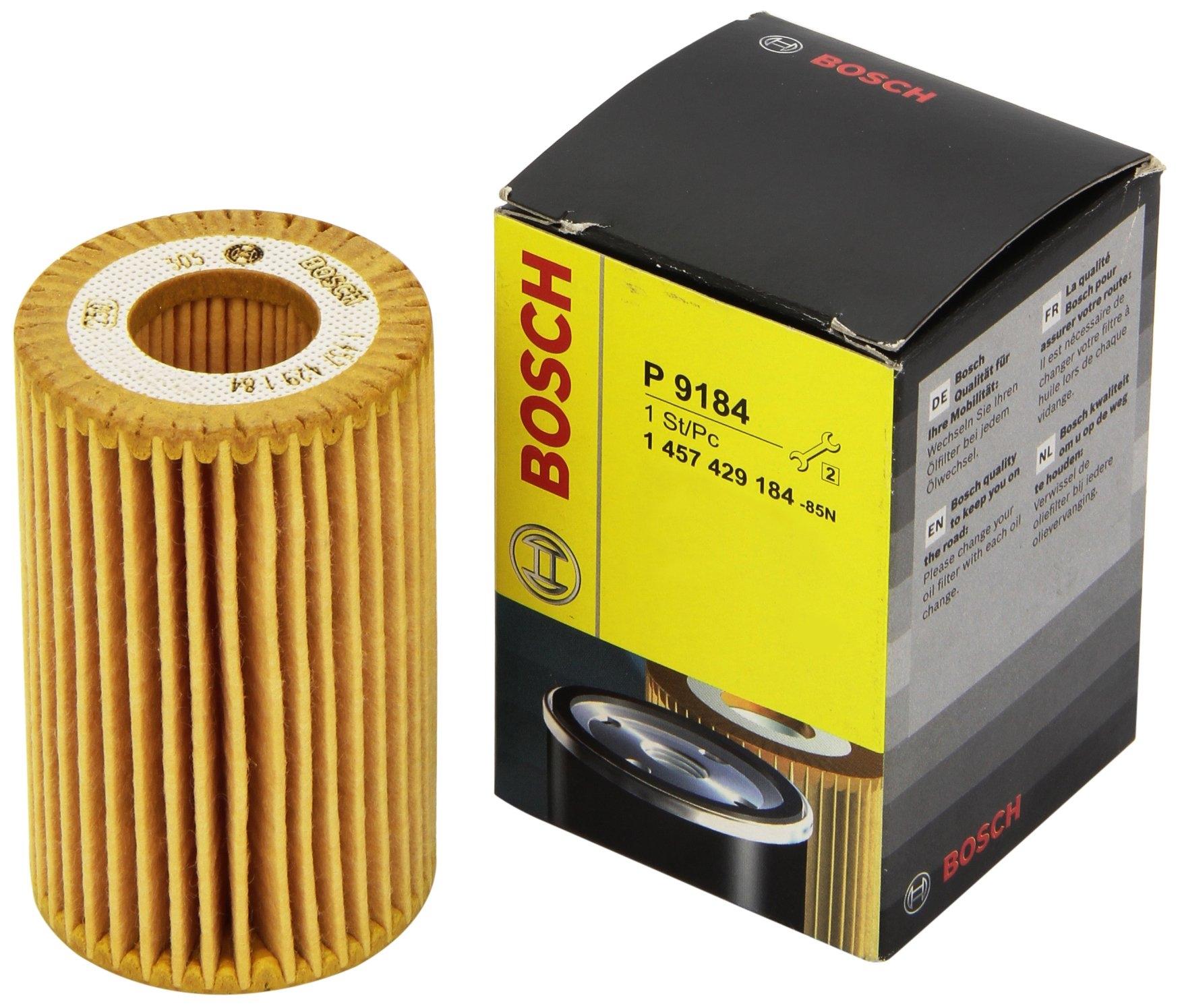 1457429184 Фильтр масляный Bosch