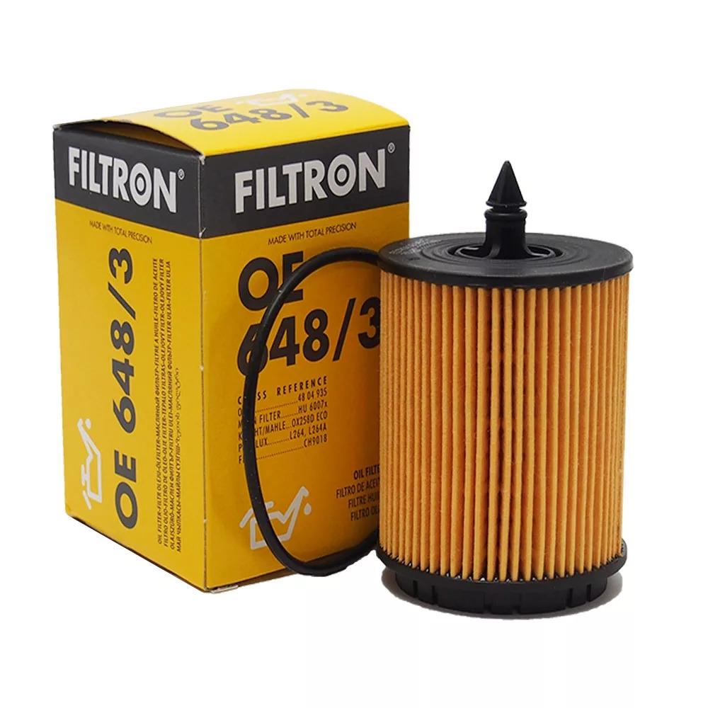 OE648/3 фильтр масляный Filtron