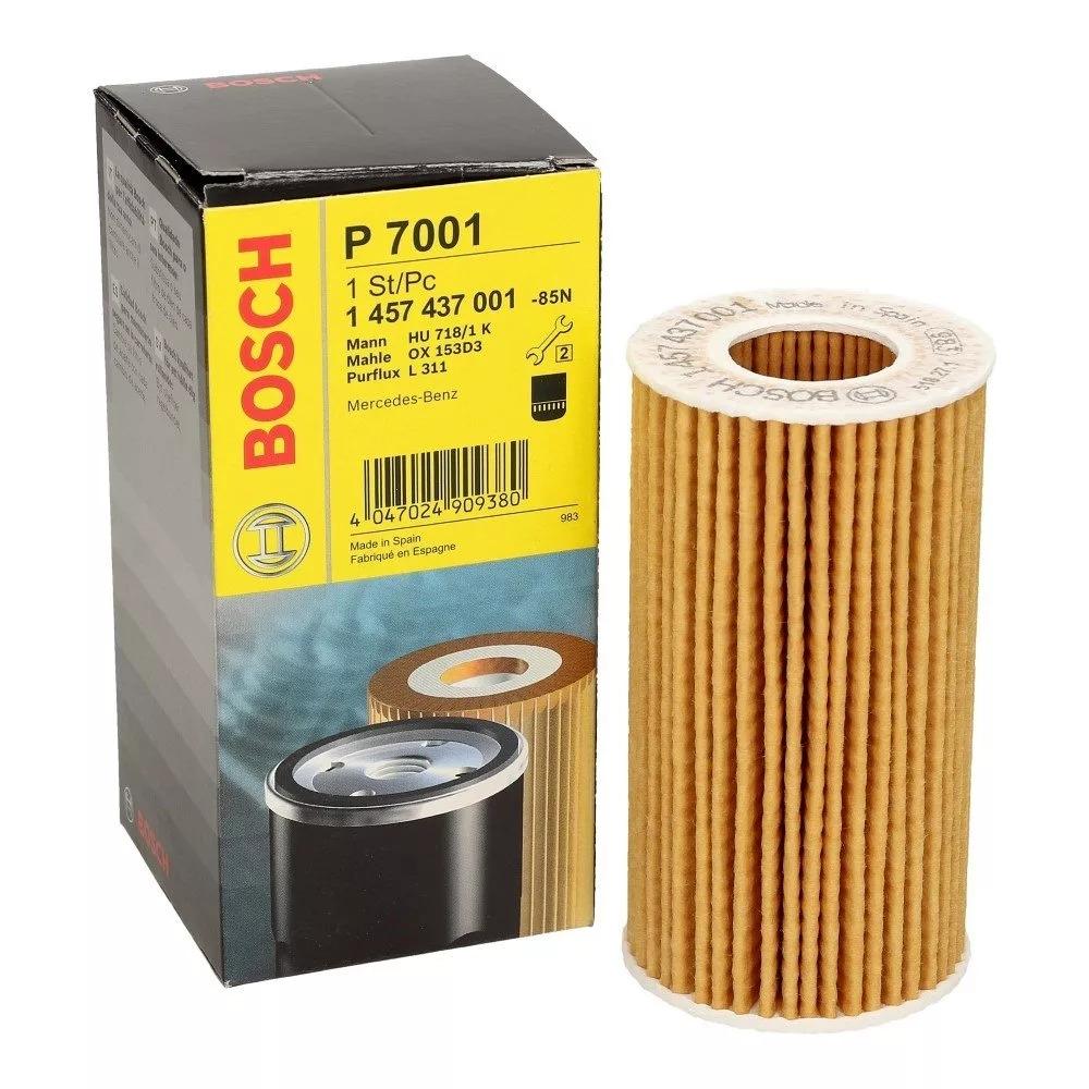 1457437001 Фильтр масляный Bosch