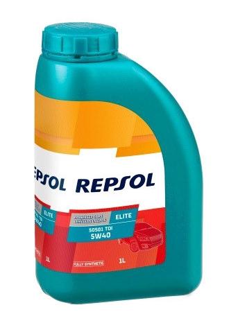 Моторное масло Repsol 50501 TDI 5W-40 1л