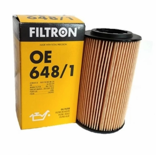 OE648/1 фильтр масляный Filtron