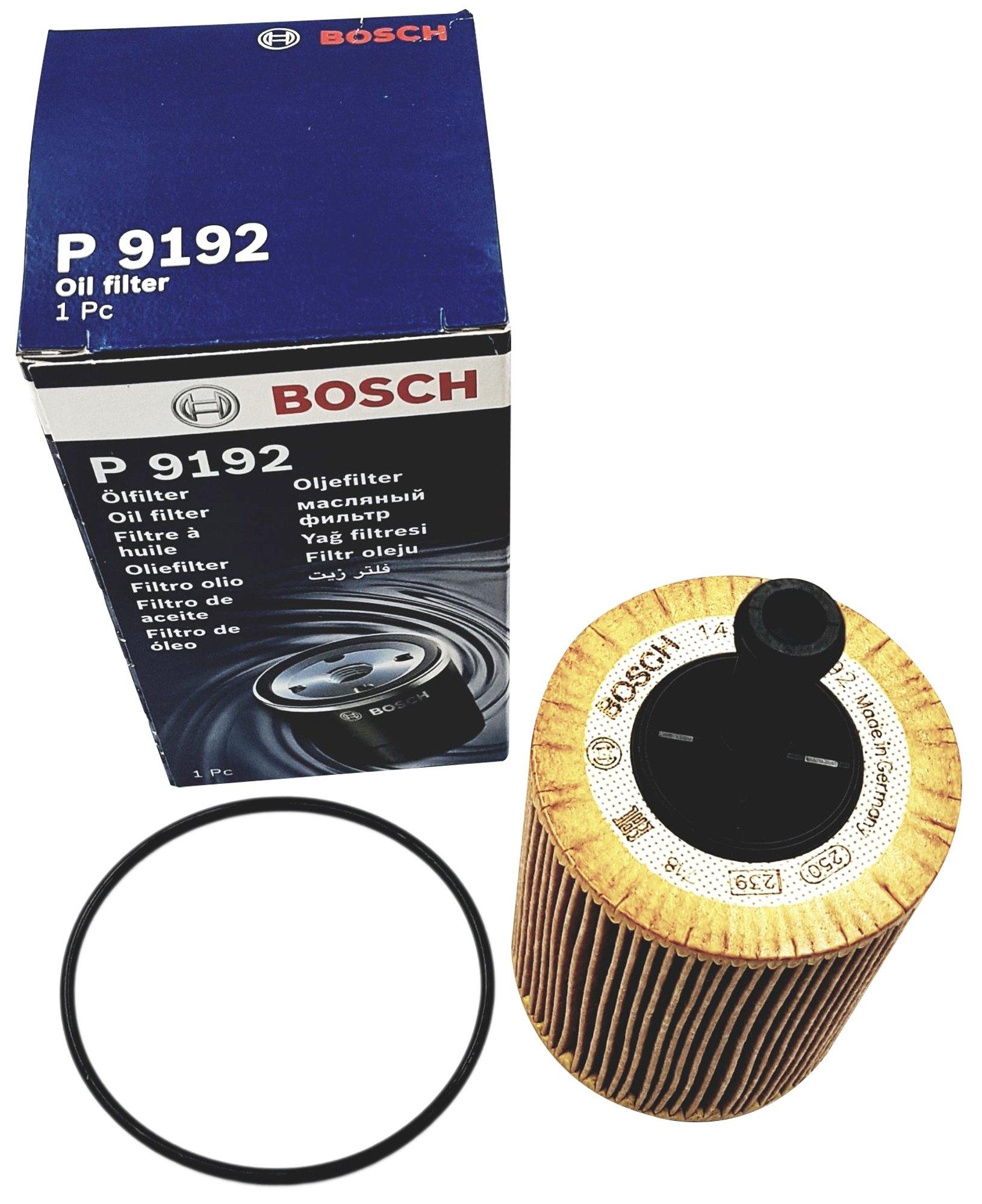 1457429192 Фильтр масляный Bosch